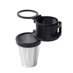 JY-G203 차량용 송풍구 휴대폰 거치 3in1 보온 컵홀더