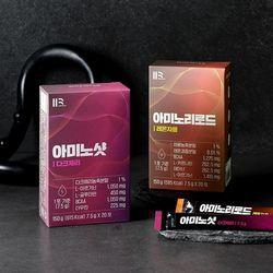 아미노샷&리로드 패키지 150g X 2박스 (7.5g40포)