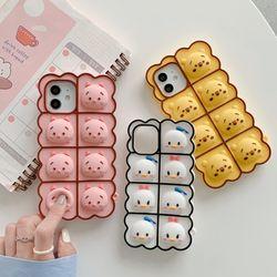 아이폰 x xs xr max se2 7 8 버블 푸쉬팝 팝잇 케이스