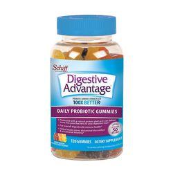 Schiff 쉬프 digestive advantage probiotic 120구미