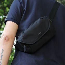 슬링백 힙색 보조가방 작은가방 여행가방 블랙