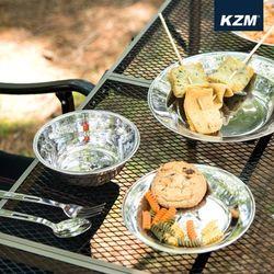 [카즈미] 캠핑 식기세트 17P