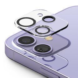 링케 아이폰12 시리즈 카메라 프로텍터 강화유리 보호필름 3매입