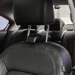 차량용 헤드레스트 거치 USB 카시트 선풍기