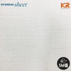 [5M] WD-571 리얼 화이트 우드 레인 무늬목