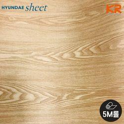 [5M] WD-235 미들오크  나이테 무늬목