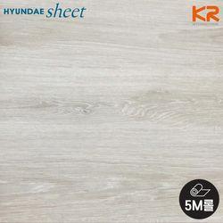 [5M] WD-811 라이트 그레이 우드결 무늬목