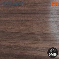[5M] WD-324 티크 다크브라운 우드결 무늬목