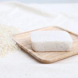 [무료배송] 백설기(8개) 프리미엄 강화섬쌀 식사대용떡 학원간식