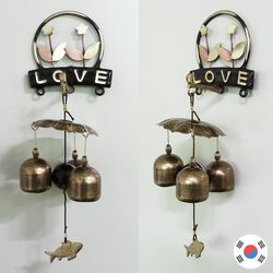 러브 꽃정원 맑은소리 문종 도어벨 3종 SDH-325