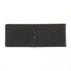 타이 머니클립 카드지갑(블랙)