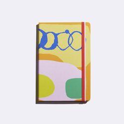 웍스 x AP 마이스티커 플래너 (오렌지)