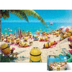 1000피스 직소퍼즐 미니언즈 여름 휴가 AL3306