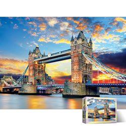 1000피스 직소퍼즐 런던 타워 브릿지 AL3020