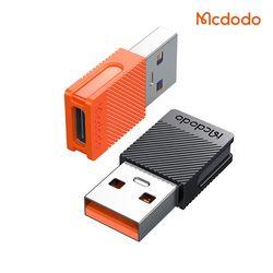 Mcdodo 맥도도 C타입 to USB-A OTG 젠더  USB2.0 3.0 3A 5A 지원