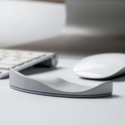 라이프공방 실리콘 손목 마우스보호패드 마우스 장패