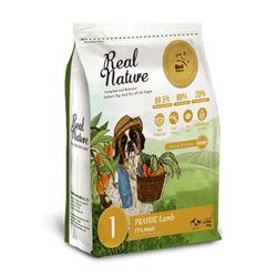 리얼네이처 홀리스틱 독 대초원 양고기 2kg  강아지사료