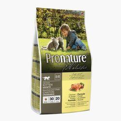 프로네이처 홀리스틱 키튼 치킨&고구마 2.72kg 고양이사료