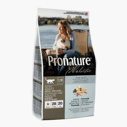 프로네이처 홀리스틱 대서양 연어&현미 2.72kg 고양이사료