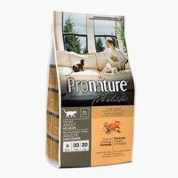프로네이처 홀리스틱 그레인프리 오리오렌지 2.72kg 고양이사료