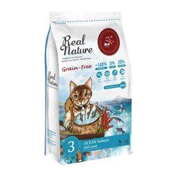 리얼네이처 대용량 가수분해 캣 바다연어 4kg 고양이사료