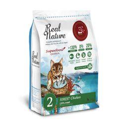 리얼네이처 가수분해 홀리스틱 캣 숲속의닭고기 2kg 고양이사료
