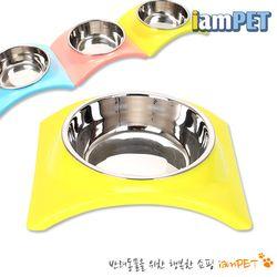 러브 펫 식기 BW-02 애견용품 사료식기 애견 밥통