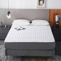 러빙랩 루아드 밴딩형 패드 누빔 침대패드 Q 150x200