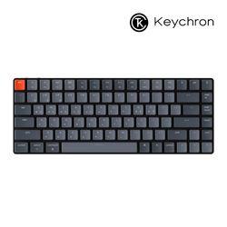 키크론 K3V2 LED 무선 블루투스 텐키리스 기계식키보드