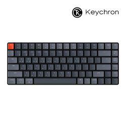 키크론 K3V2 RGB 무선 블루투스 텐키리스 기계식키보드