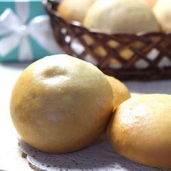 [무료배송] 플레인쌀빵(5개) 촉촉한 쌀빵 모닝빵 비건베이커리