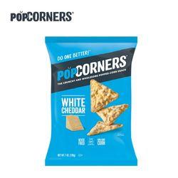 Popcorners 팝코너스 칩 화이트 체다 대용량