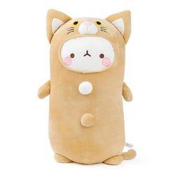 [몰랑이] 쫀득쫀득 소프트 몰랑 애착 바디쿠션 55cm 고양이