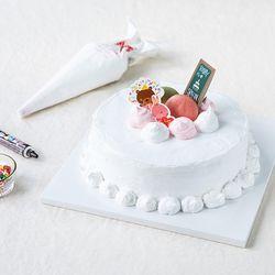 [무료배송] 홈베이킹 키트 케이크 만들기