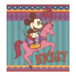 디즈니 그림그리기 DIY 미키홀리데이 유니콘 25X25