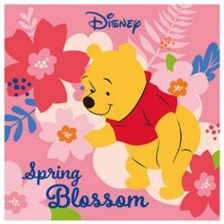 디즈니 그림그리기 DIY 곰돌이 푸 핑크 블러썸 25X25