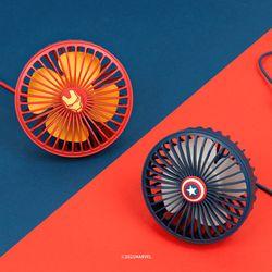 로이체 디즈니 마블 차량용 탁상용 선풍기
