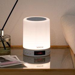 로이체 RGB LED 터치 무드등 블루투스 스피커 BTS-280