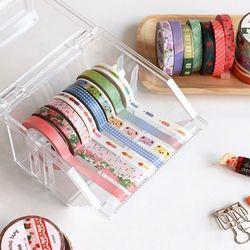 아이코닉 슬림 마스킹 테이프 10 color