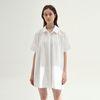 Bijou Mini Dress - Ivory