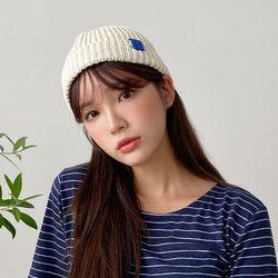 여름 숏 비니 와치캡 레옹 챙없는 모자 캐주얼 린넨 얇은 니트