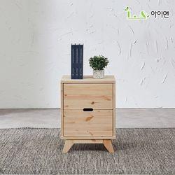 [아이앤]레드파인 서랍형 협탁 FI