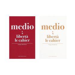 Liberta le cahir MEDIO 리베르타 메디오 노트
