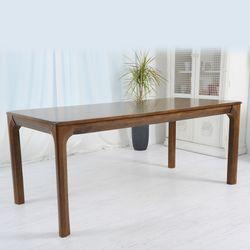 [파로마]오델리 고무나무원목 6인 식탁테이블 AC