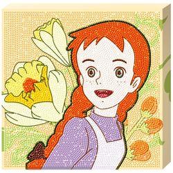 빨강머리앤 미소 캔버스 보석십자수 TPD25-502