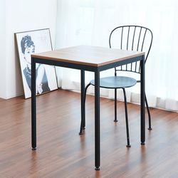 베누스 테이블 600x600 식탁 사무실 가게 컴퓨터 1인용 책상