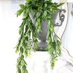 행잉 넝쿨 조화 ver.4 - 잎 바인
