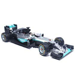 브라고 1:18 F1 포뮬러 메르세데스 하이브리드 모형