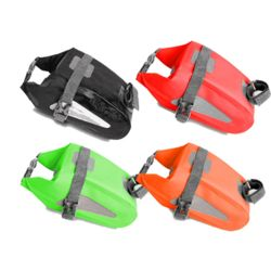 TRO98 자전거 안장가방 PVC 방수 파우치 포켓