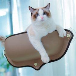 MISOPET 미소펫 벽걸이 고양이 창문 흡착식 해먹